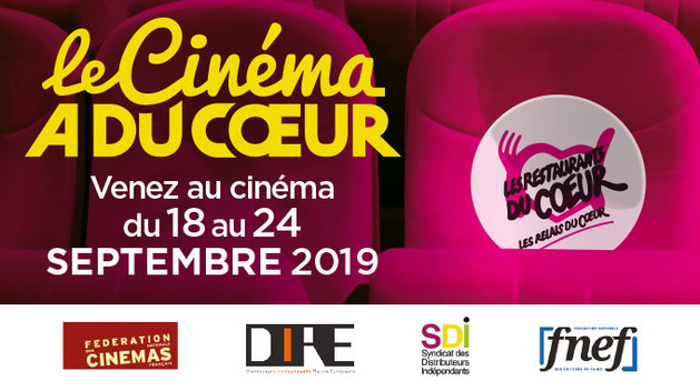 "OPERATION ""LE CINEMA A DU COEUR"""